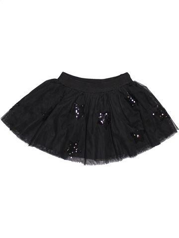 Jupe fille F&F noir 2 ans hiver #1367942_1