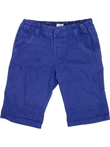 Short - Bermuda garçon F&F bleu 5 ans été #1368019_1