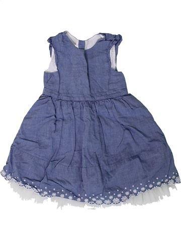 Robe fille H&M bleu 2 ans été #1368041_1