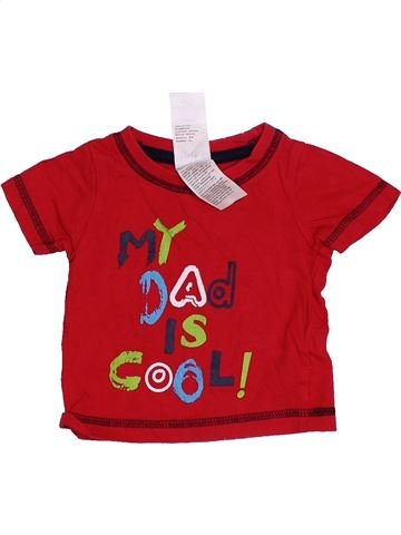 Camiseta de manga corta niño BABY rojo 3 meses verano #1368108_1