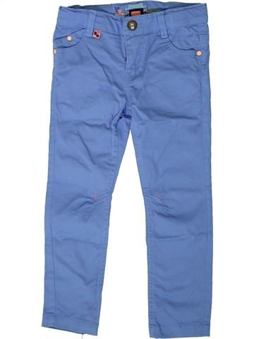 Pantalon garçon SERGENT MAJOR bleu 3 ans été #1368293_1