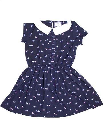 Vestido niña JASPER CONRAN azul 11 años verano #1368328_1