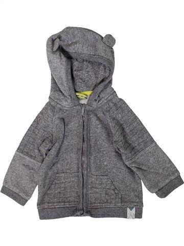 Sudadera niño TAPE À L'OEIL gris 12 meses invierno #1368489_1