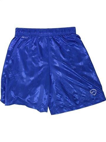 Pantalon corto deportivos niño NIKE azul 13 años verano #1368611_1