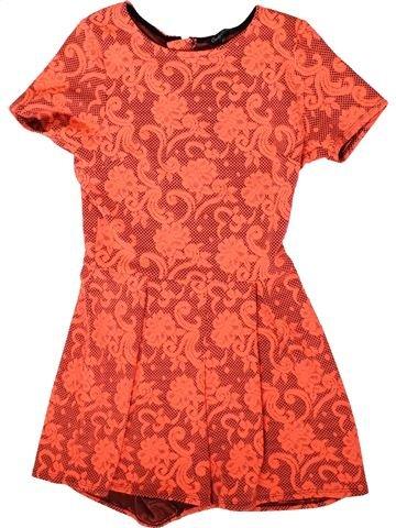 Vestido niña CANDY COUTURE naranja 14 años invierno #1368931_1