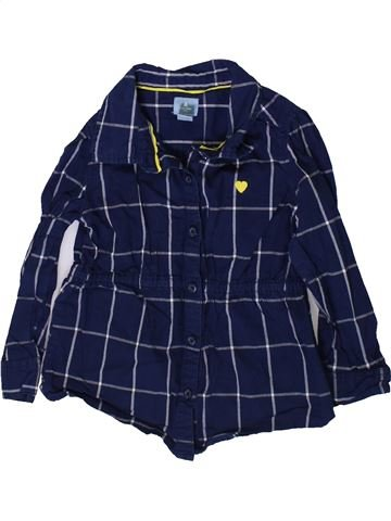 Camisa de manga larga niño GAP azul 3 años invierno #1369647_1