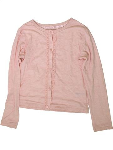 T-shirt manches longues fille NUTMEG rose 12 ans hiver #1369736_1