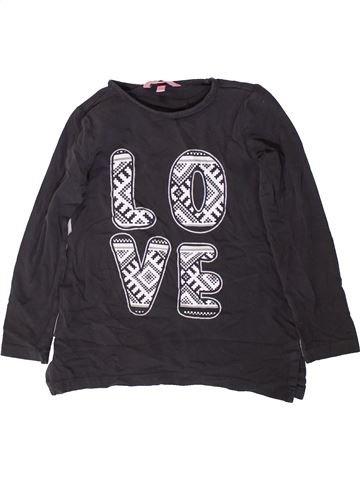 Camiseta de manga larga niña OVS negro 7 años invierno #1369901_1