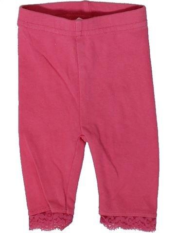 Legging niña BABY rosa 0 meses verano #1370125_1