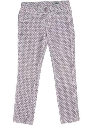 Pantalón niña BENETTON gris 5 años invierno #1370168_1