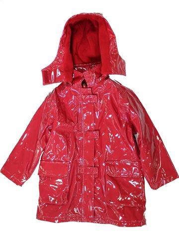 Abrigo niña LISA ROSE rojo 5 años invierno #1370200_1