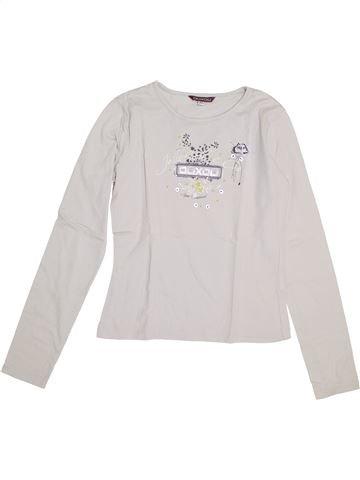 Camiseta de manga larga niña OOXOO blanco 14 años invierno #1370242_1