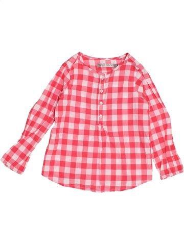 Blusa de manga larga niña CFK rosa 4 años invierno #1370260_1