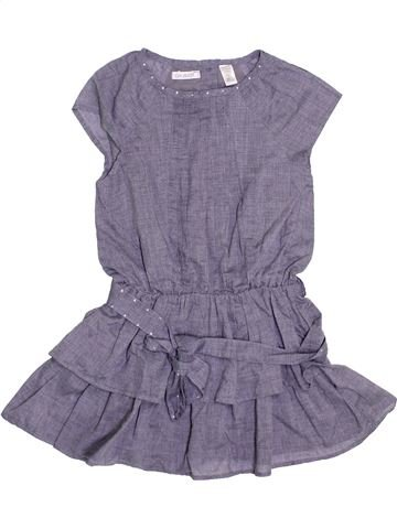 Robe fille OKAIDI violet 4 ans été #1370266_1