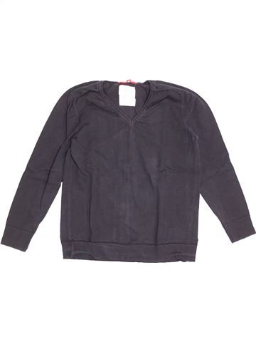 Pull fille ZARA gris 12 ans hiver #1370430_1