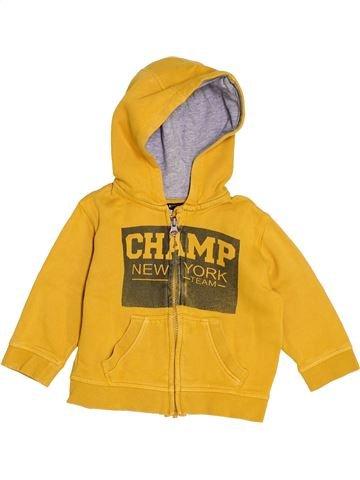 Sweat garçon KIABI jaune 2 ans hiver #1370457_1