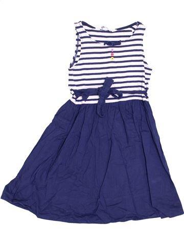 Robe fille H&M bleu 6 ans été #1370510_1