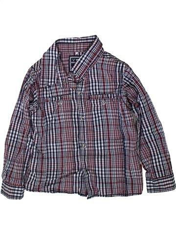 Camisa de manga larga niño NAME IT violeta 3 años invierno #1370557_1