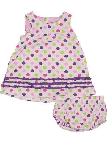 Vestido niña PREMAMAN violeta 6 meses verano #1370641_1
