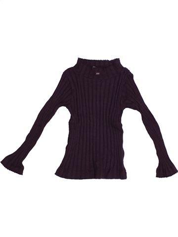 Camiseta de manga larga niña LILI GAUFRETTE marrón 2 años invierno #1371127_1