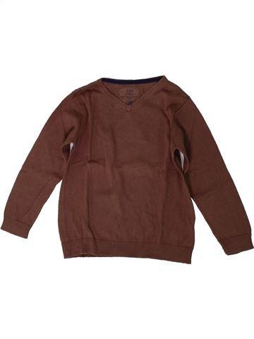 jersey niño CFK marrón 4 años invierno #1371149_1
