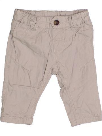 Pantalon garçon DEBENHAMS beige 3 mois hiver #1371198_1