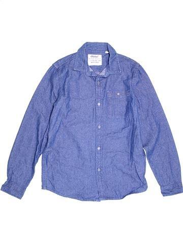 Camisa de manga larga niño PRIMARK azul 13 años invierno #1371221_1