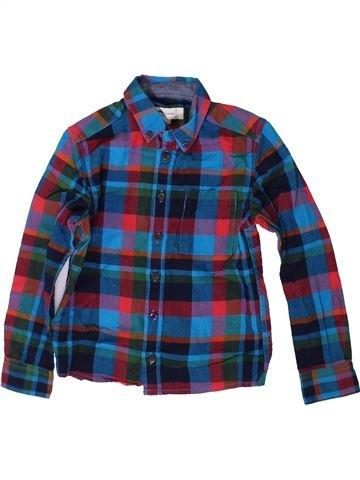Chemise manches longues garçon RIVER ISLAND bleu 5 ans hiver #1371287_1