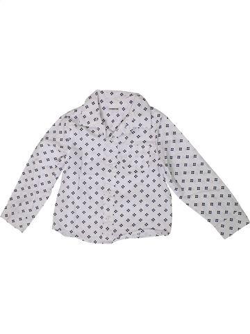 Camisa de manga larga niño LADYBIRD blanco 5 años invierno #1371328_1