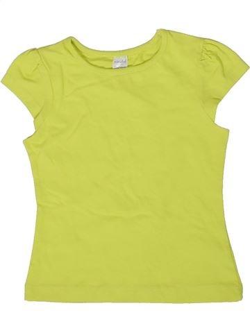 Camiseta de manga corta niña MINI CLUB amarillo 2 años verano #1371830_1