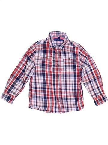 Camisa de manga larga niño OVS violeta 7 años invierno #1371898_1