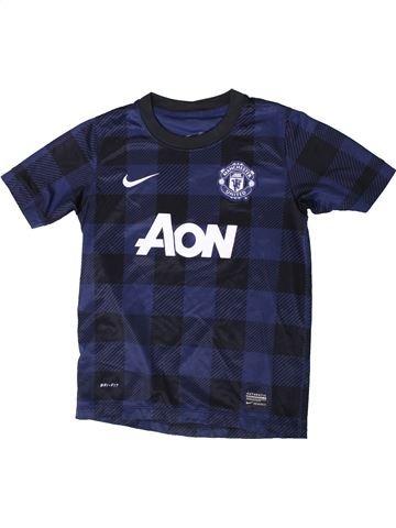 Camiseta deportivas niño NIKE azul 12 años verano #1371978_1