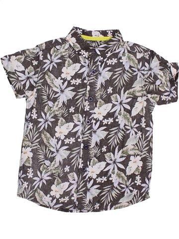 Camisa de manga corta niño TU gris 5 años verano #1372337_1