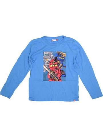 T-shirt manches longues garçon LEGO WEAR bleu 11 ans hiver #1372565_1