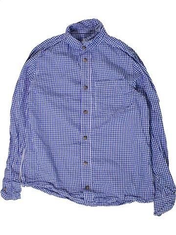 Camisa de manga larga niño PRIMARK azul 13 años invierno #1372946_1