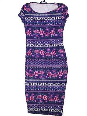 Vestido niña NEW LOOK violeta 13 años verano #1372957_1
