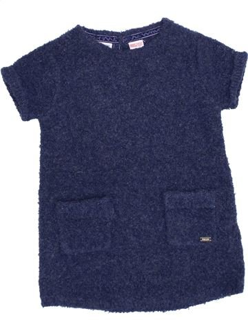 Vestido niña ZARA azul 2 años invierno #1373101_1