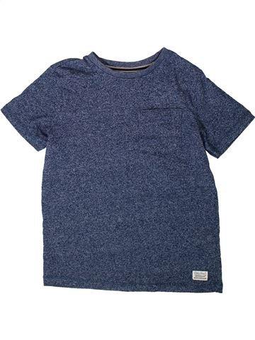 Camiseta de manga corta niño F&F azul 8 años verano #1373280_1