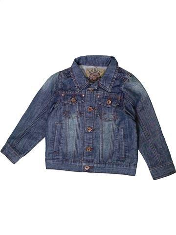 Chaqueta niño PRIMARK azul 6 años verano #1373298_1