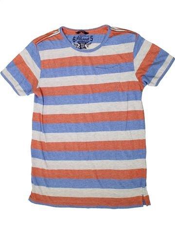 Camiseta de manga corta niño GEORGE gris 14 años verano #1373510_1