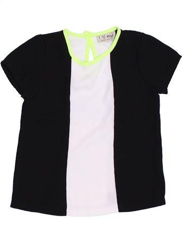 Blusa de manga corta niña NEXT negro 3 años verano #1373711_1