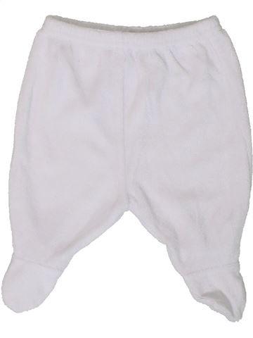 Pantalon unisexe CHICCO blanc naissance hiver #1373729_1