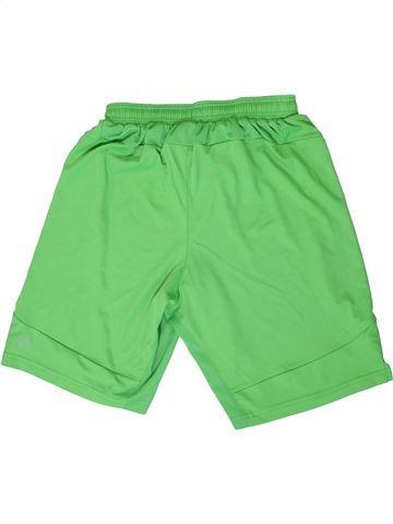 Short de sport garçon PUMA vert 14 ans été #1373838_1