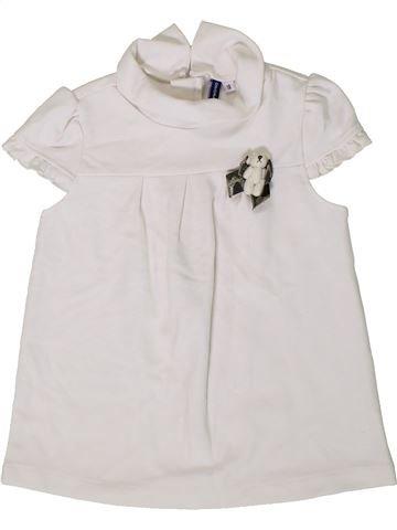 Robe fille ORIGINAL MARINES blanc 18 mois été #1373983_1