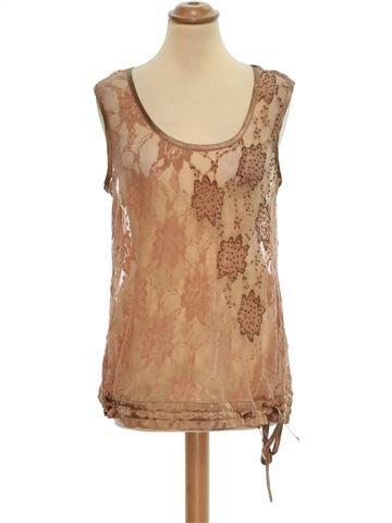 Camiseta sin mangas mujer SANS MARQUE M verano #1374007_1