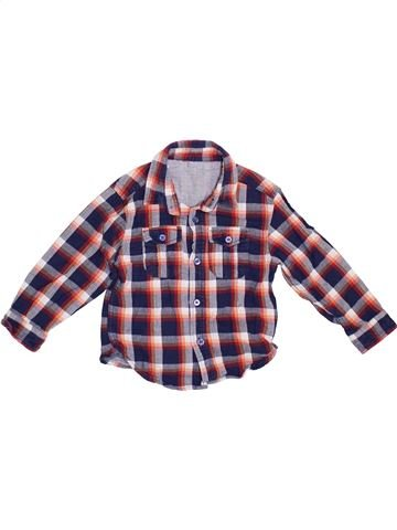 Camisa de manga larga niño PRIMARK violeta 3 años invierno #1374046_1