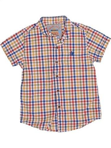 Camisa de manga corta niño NEXT beige 5 años verano #1374052_1