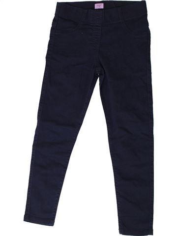 Pantalón niña F&F negro 9 años invierno #1374239_1