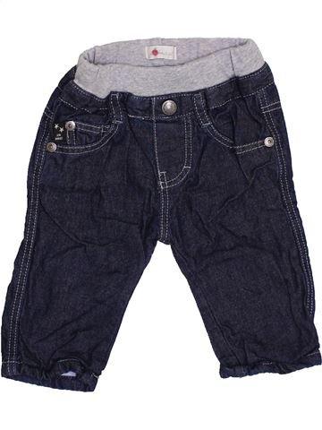Pantalón niño JEAN BOURGET azul 3 meses verano #1374260_1