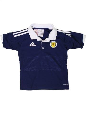 Camiseta deportivas niño ADIDAS azul 5 años verano #1374319_1